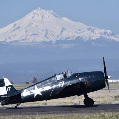 Grumman F6F Hellcat – Erickson Aircraft Collection – Vanderhoof